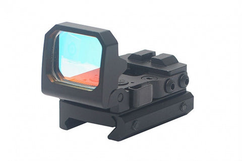 Flip Up Reflex Red Dot Sight BK