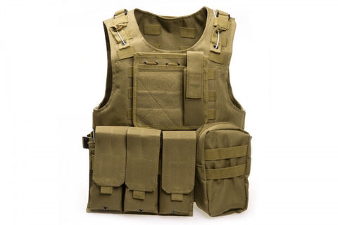 FSBE Amphibious Assault Vest TN