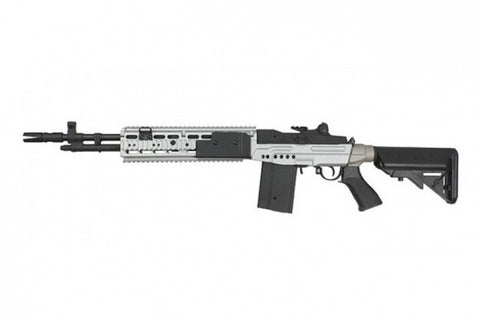 CYMA M14 EBR Silver (Crane stock version)