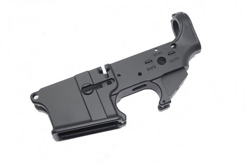 KJ M4 GBBR Metal Lower Receiver