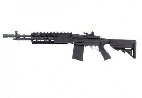 CYMA M14 EBR Black (Crane stock version)