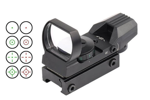 Red / Green Multi Reticle Reflex Sight