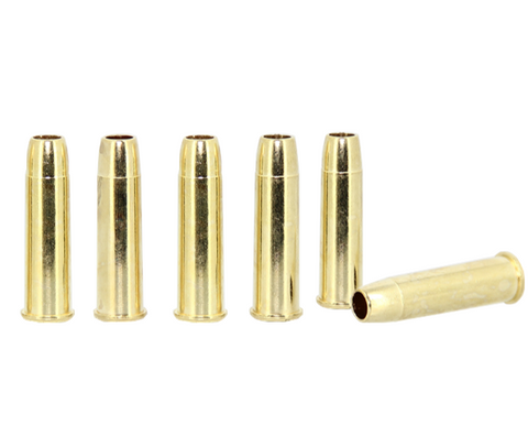 Uamrex (WinGun) Colt SAA Revolver Heavy Weight Metal Shells (Pack of 6)