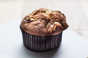 Banana Walnut Muffin Six Pack