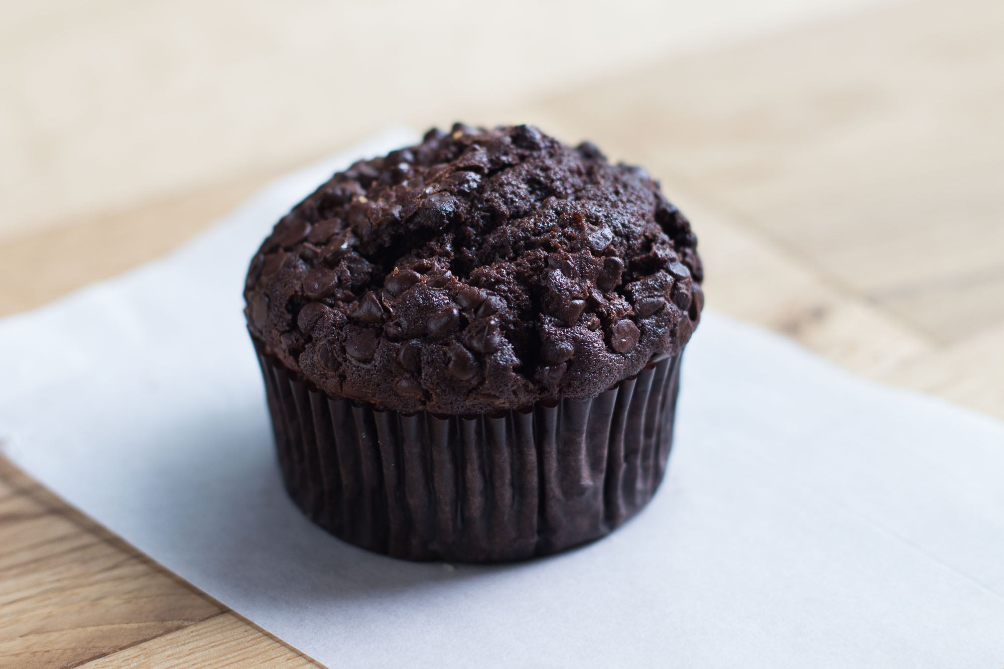 Double Chocolate Muffin Six Pack