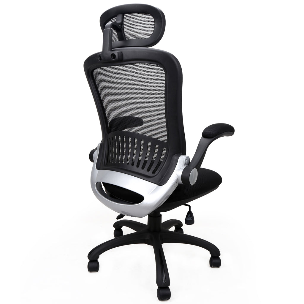 Komene Ergonomic Adjustable Office Chair With Adjustable Headrest