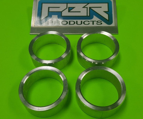 "Yamaha Kodiak 350 400 450 700 ATV Complete 2.5"" Lift Spacer Kit"