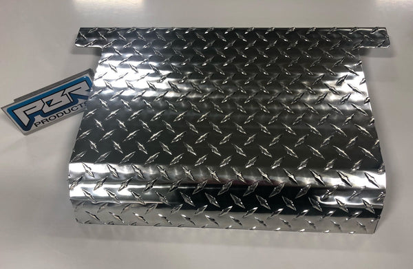 2018 - 2019 EZGO TxT Freedom 72V Diamond Plate Access Panel cover