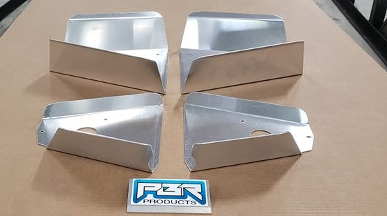 NEW! Honda Pioneer 700 Front and Rear A-Arm Guards/ skid plates For 2017-2019