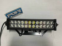 "Can Am Maverick / Commander X3 Light Bar Mount 12"" light Bar mount w/ Light"
