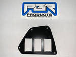 PBR Products Honda Talon 1000 1000X 1000-4 Drive Side Switch Plate 3 Switch - Part#100T3
