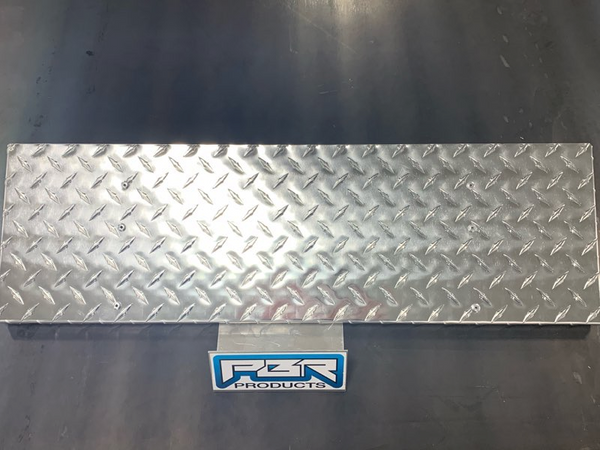 PBR Products Folding Shelf for Pit Boss 700 FB Diamond Plate