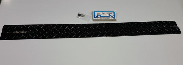 Club Car DS Golf Cart black Powder Coated Aluminum Diamond Plate Kick Panel