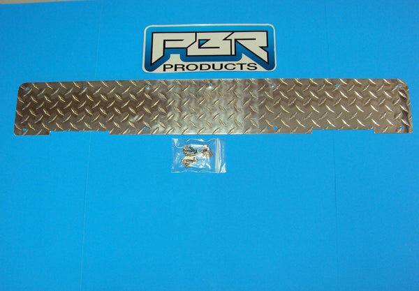 Yamaha G2-G9 Golf Cart Diamond Plate Aluminum Kick panel plate Custom look