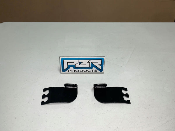 PBR Products Polaris General LED Light Pod Mounts Front Pillar Made in USA