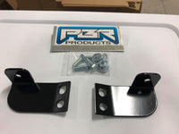 POLARIS RANGER BACKUP LIGHT SPOTLIGHT (BRACKETS ONLY) RANGER REAR LIGHT LED BAR