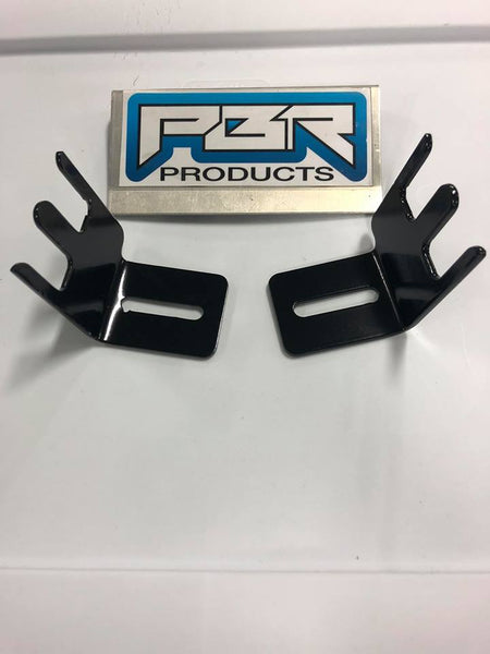 "PBR Products Honda Pioneer Front Pillar light bar mounts 50-54"" Made In USA"