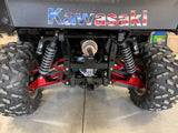Kawasaki Teryx 2020+ A-arm guards - Front and Rear Set