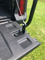 Honda Pioneer 1000, 700, and 500 Tailgate extender / leveling mounts