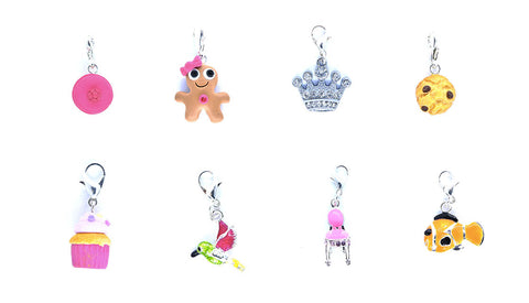Collection de charms