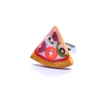Bague pizza