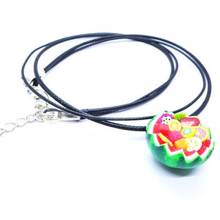 Collier salade de fruits