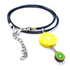 Collier citron