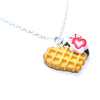 Collier gaufre