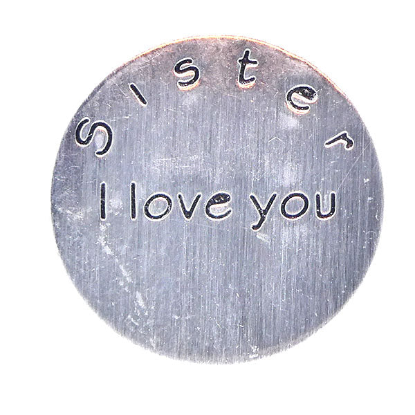 Sister I love you (30mm)