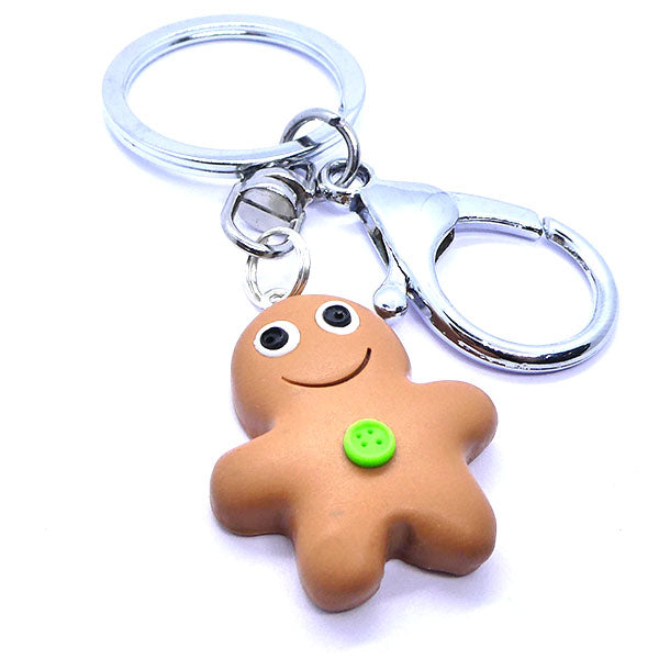 Porte-clés gingerman