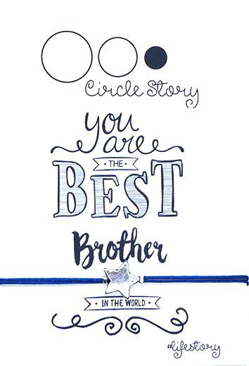 You are the best brother ever