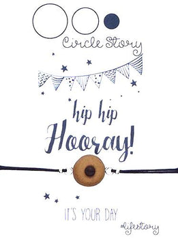 Hip Hip Hooray, it's your day (macaron café)