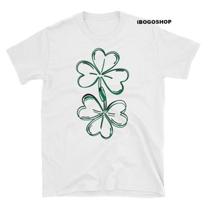 iBogoshop Custom Gear Clover Short-Sleeve T-Shirt