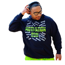 Load image into Gallery viewer, iBogoshop Custom Gear Motivation Run Hoodie
