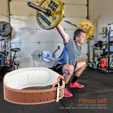 Load image into Gallery viewer, Weightlifting Gym Belt