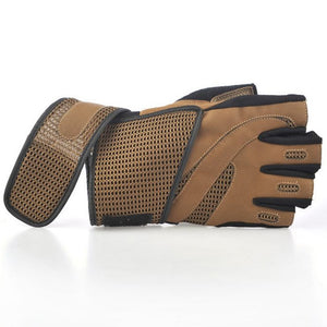 Gym Wrist Wrap Fitness Gloves