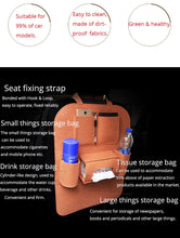 Load image into Gallery viewer, Universal Backseat Hanging Organizer Holder Pockets