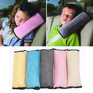 Fun Kids Car Pad Pillow