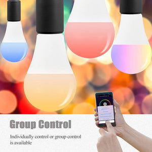 LED Remote Smart Multi-Color Bulb Mood Light Lamp