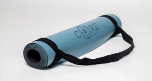 Kids Core Yoga Mat Azure