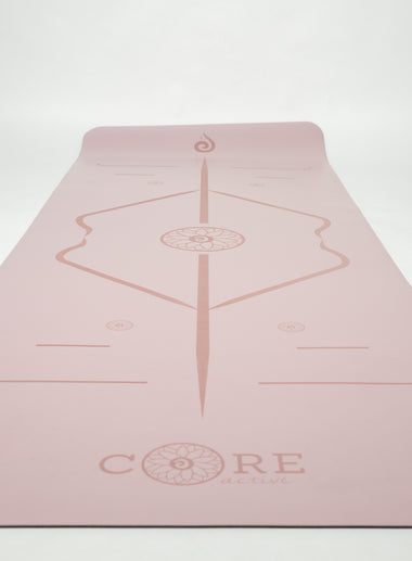 Core Yoga Mat Lilac