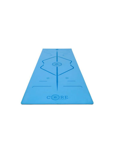 Core Yoga Mat Blue