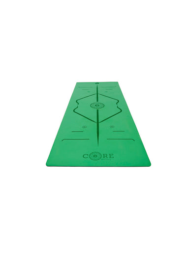 Core Yoga Mat Green