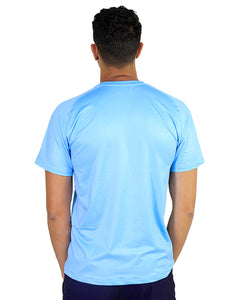 Mens Tshirt Light Blue