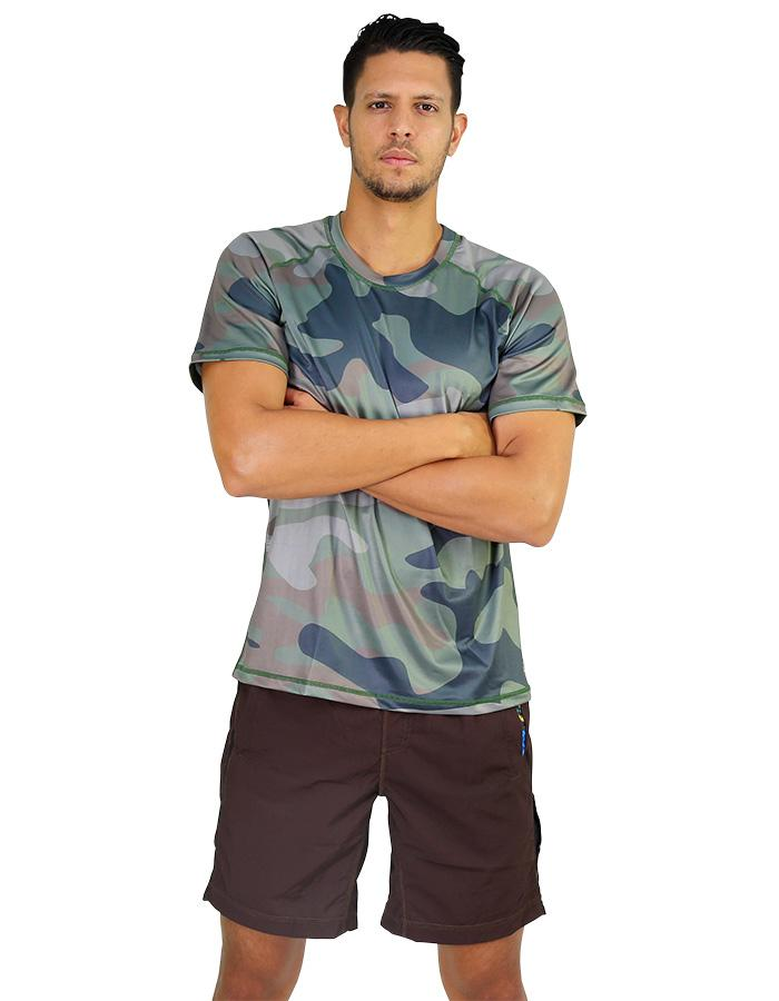 Mens Tshirt Army Green