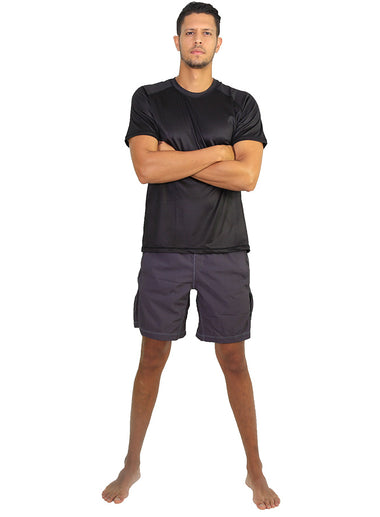 Mens Shorts Grey