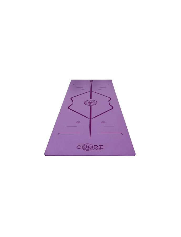 Core Yoga Mat Purple