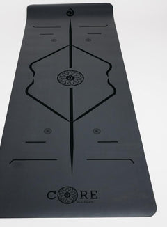 Core Yoga Mat Grey