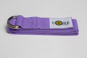 Yoga Strap Light purple