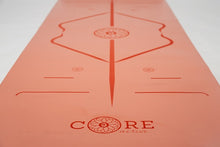 Kids Core Yoga Mat Peach